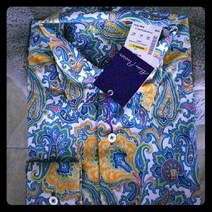 Alan Flusser Dress Shirt